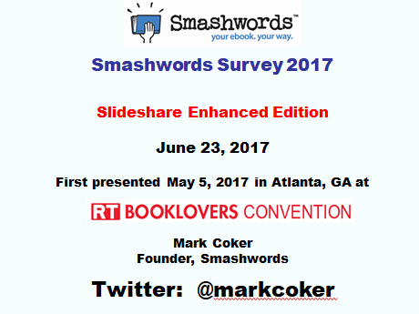 Smashwords 2017 smashwords survey helps authors sell more ebooks 2017 smashwords survey helps authors sell more ebooks fandeluxe