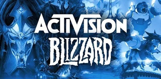 Decrecen los ingresos en el primer trimestre de Activision Blizzard