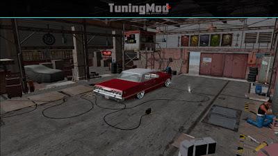 gta sa san andreas mod csr classics garage garagem tuning mod