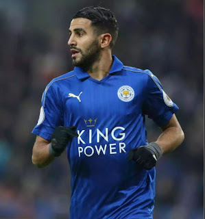 Paper Review Mahrez to Chelsea
