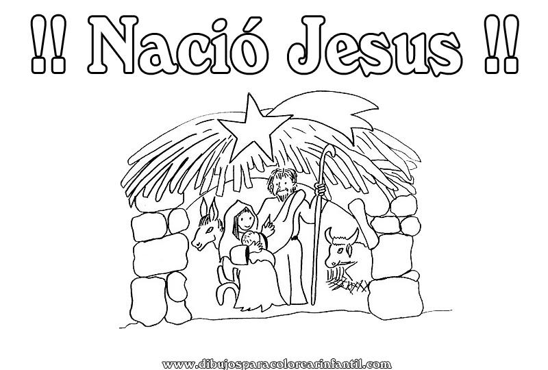 Estrella De Navidad Dibujalia Dibujos Para Colorear New