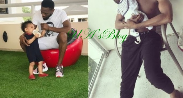 D'banj loses one year old son