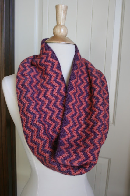 Color Infusion Cowl
