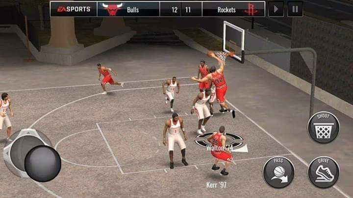 تحميل Basketball Stars مهكرة للاندرويد