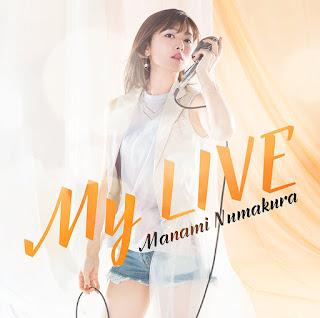 沼倉愛美-My LIVE-歌詞