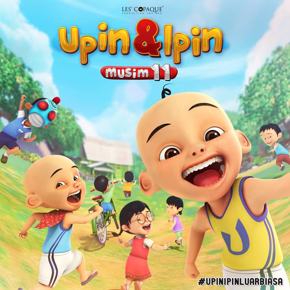 Download 95+ Gambar Poster Upin Ipin Keren Gratis