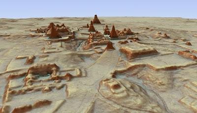 Kota Maya Kuno Yang Luas Ditemukan di Hutan Guatemala