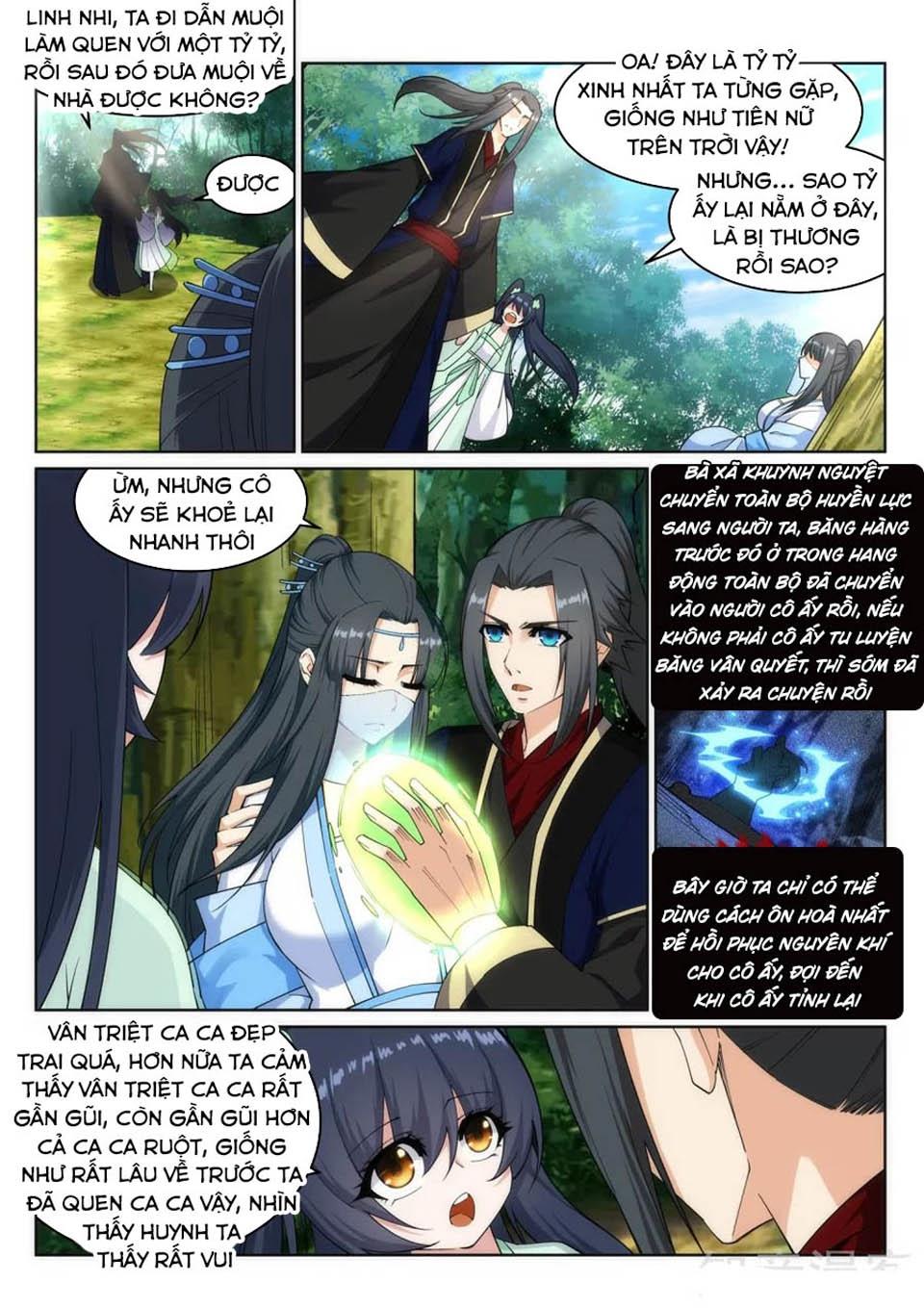 Nghịch Thiên Tà Thần Chapter 155 - Trang 2