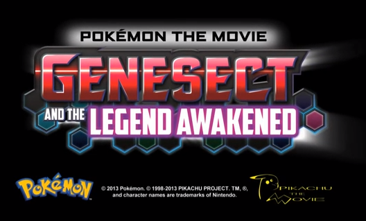 download pokemon movie genesect and the legend awakened