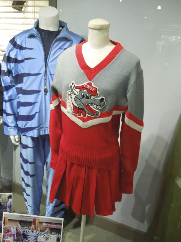 Fast Times at Ridgemont High cheerleading costume