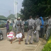 Men Caught Impersonating Custom Officers Subjected To Corporal Punishment (Photo)