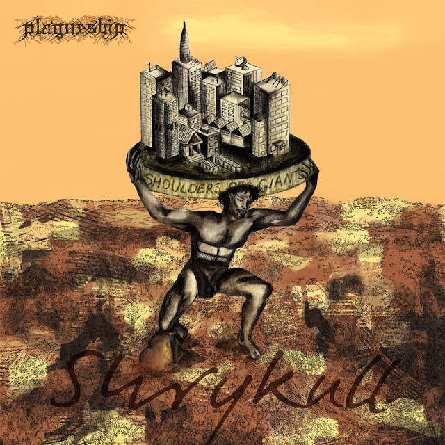 Best Progressive/Technical Death Metal Cover in September 2016
