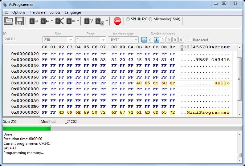 ch341a usb mini programmer software free download