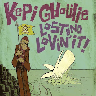 Kepi Ghoulie - Lost And Lovin' It!