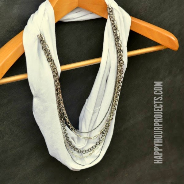 Como hacer Pañuelos de Cuello con Abalorios