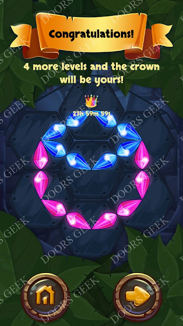 Gems & Magic [Rosein] Level 7 Solution, Walkthrough, Cheats