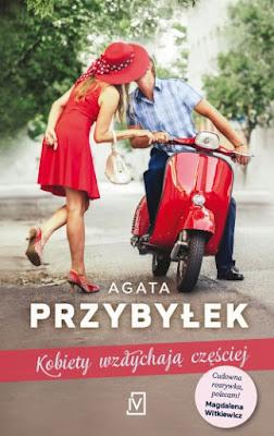 """""""Kobiety wzdychają częściej"""" – Agata Przybyłek"""