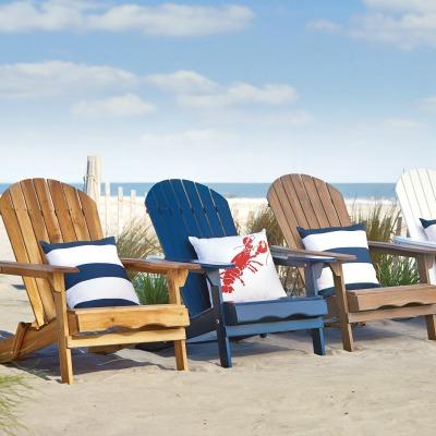 Foldable Adirondack Chairs