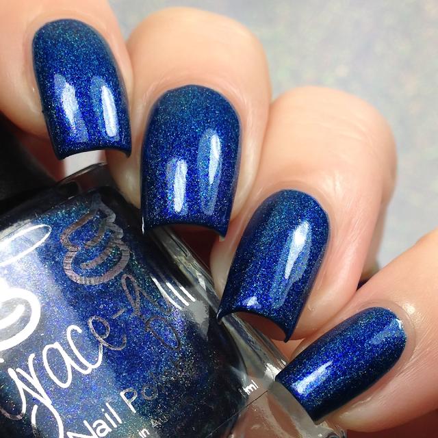 Grace-full Nail Polish-Mistress of Magic