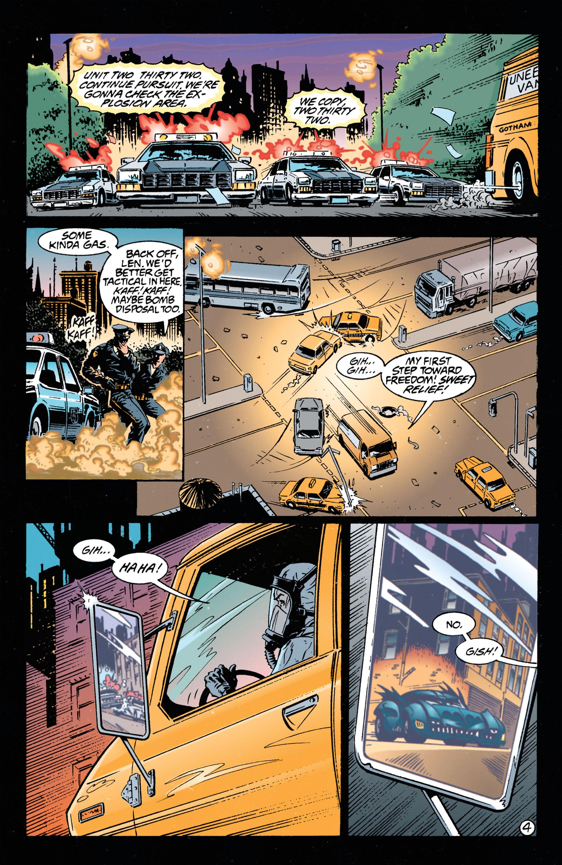 Detective Comics (1937) 693 Page 4