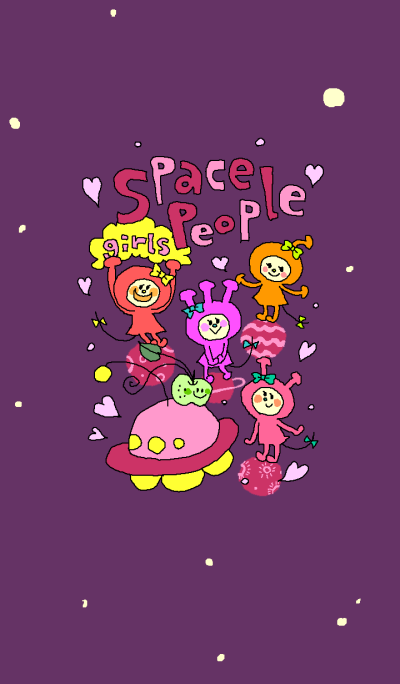 SpacePeopleGirls