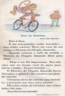 Leitura Juca de Bicicleta