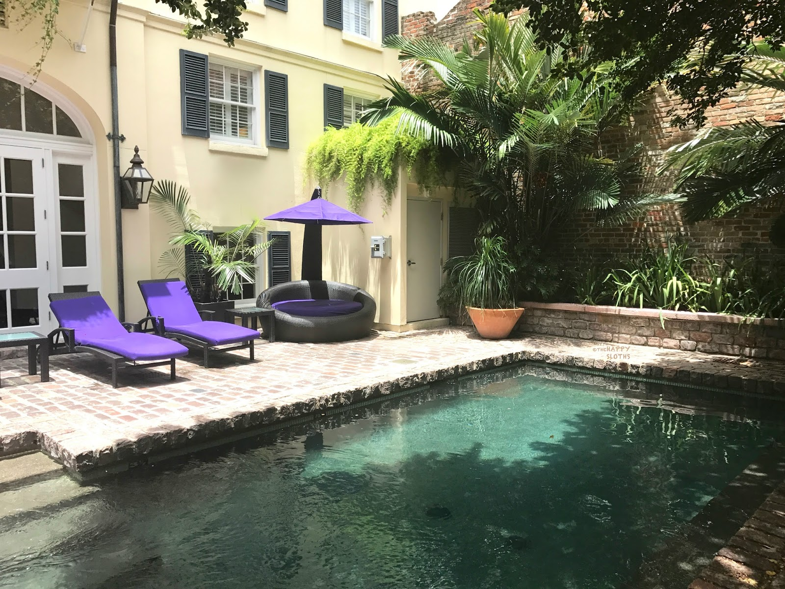 Hotel Le Marais New Orleans Review | Pool