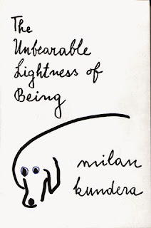 Bookcover of The Unbearable Lightness of Being