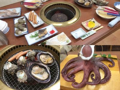 民宿 魚増