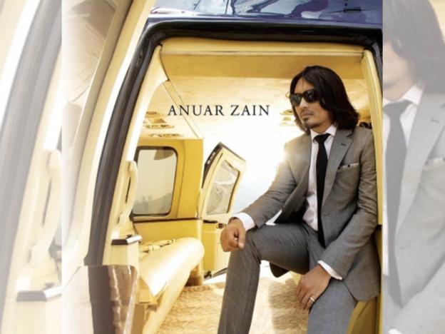 Anuar Zain, Anuar Zain Network, Andainya Takdir, Cinta Takkan Berakhr, Video Clip, Sharifah Sakinah, Puteri Balqis, entertainment