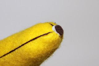 Bananas%2Band%2Blemons%2B048 - Banana de feltro