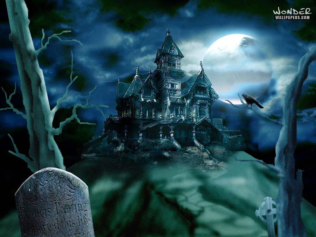 Trololo blogg halloween moving wallpaper - Scary halloween wallpaper ...