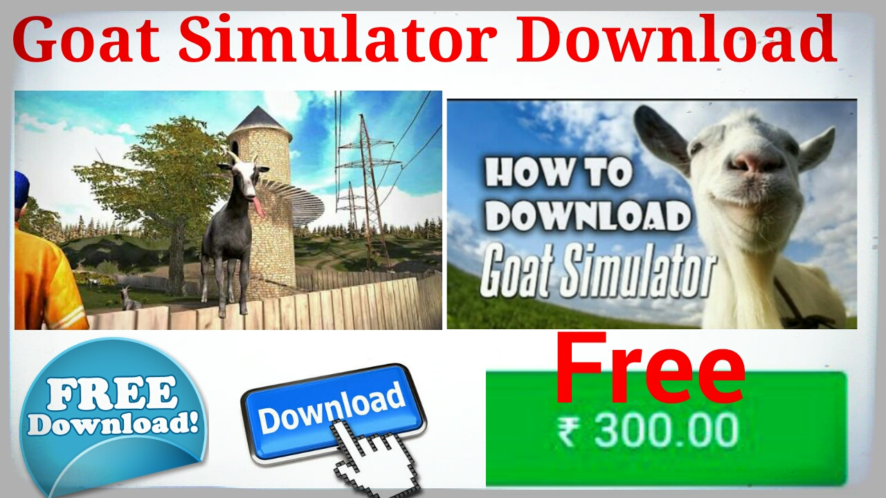 goat simulator free download android