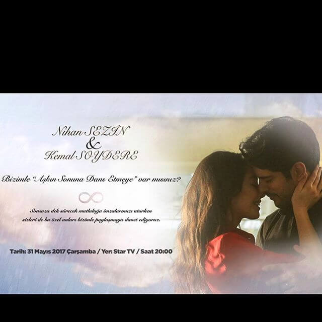 Certificat de căsătorie - Nunta lui Kemal si Nihan