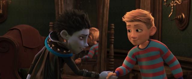 Hình ảnh phim Nhóc Ma Siêu Quậy