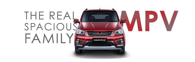 Leganya ConferoS, MPVnya Wuling Motors The Real Spacious Family MPV
