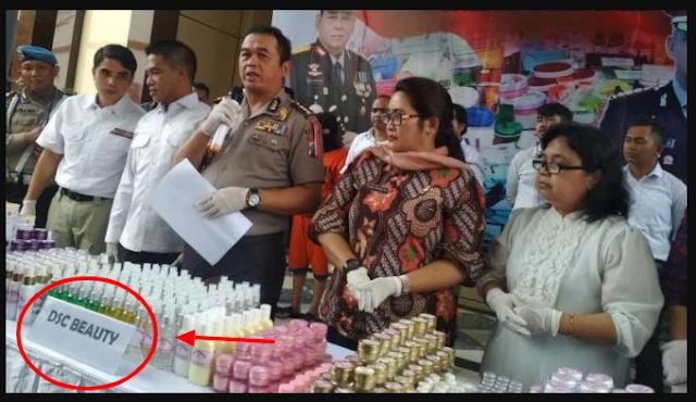 Viral, Kosmetik Oplosan yang Endorse 6 Artis Indonesia Salah Satunya Via Vallen