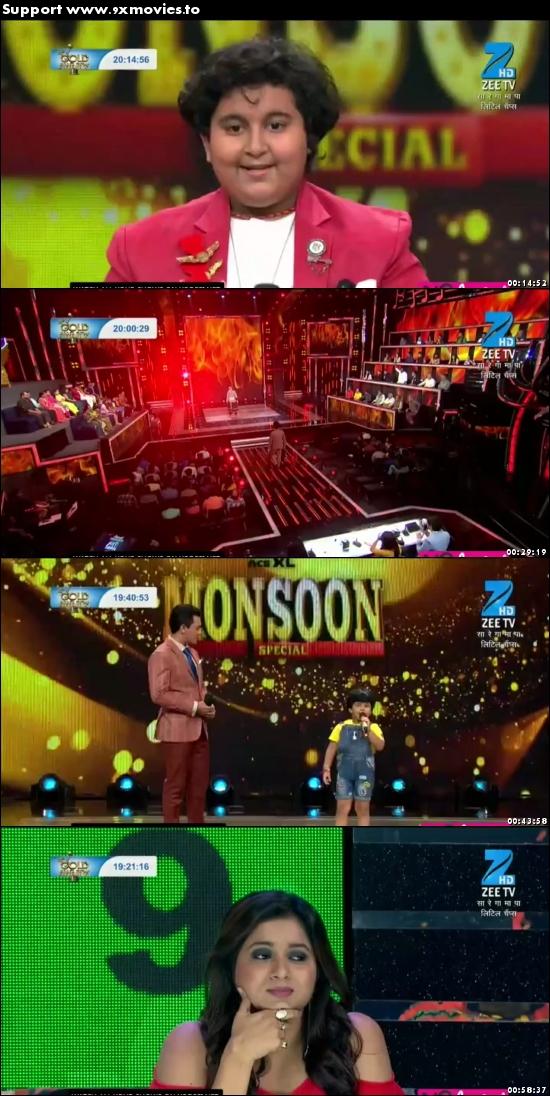 Sa Re Ga Ma Pa Lil Champs 15 July 2017 HDTV 480p 250MB