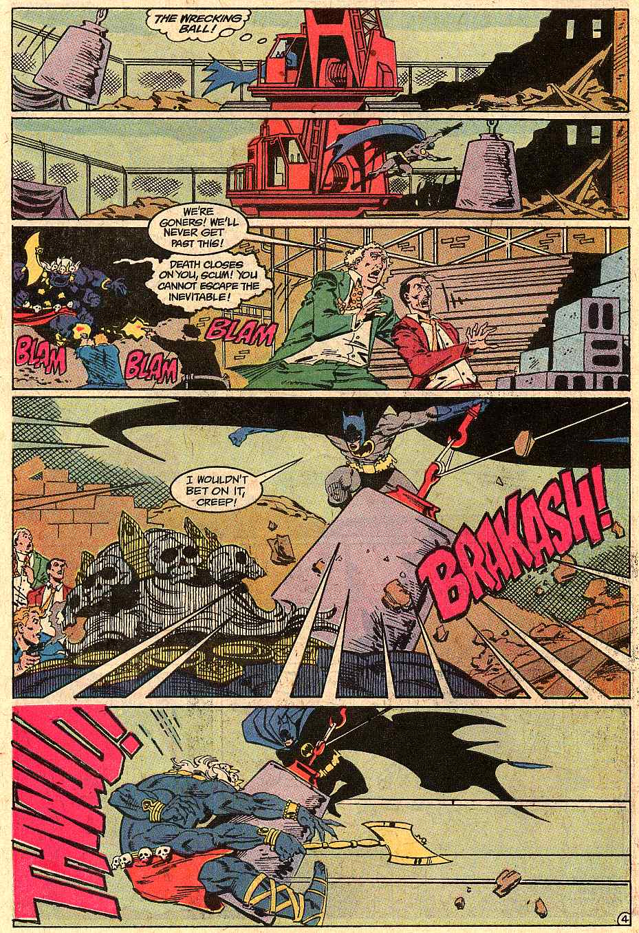 Detective Comics (1937) 603 Page 4