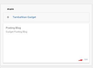 cara menghilangkan tanggal postingan blog