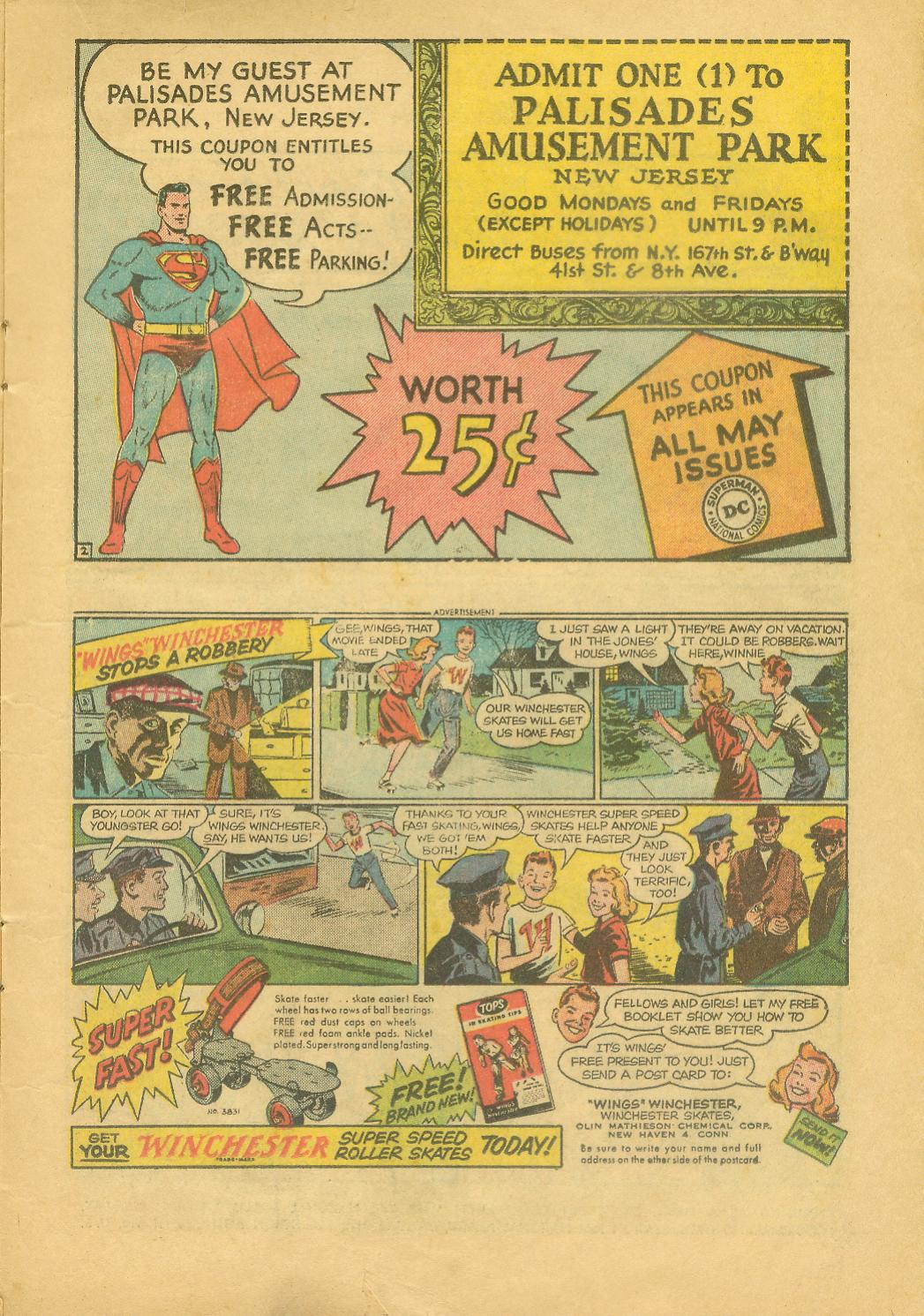 Read online Action Comics (1938) comic -  Issue #216 - 16