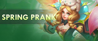 Ulasan Event Spring Fiesta Mobile Legends 30 Maret - 30 April 2018