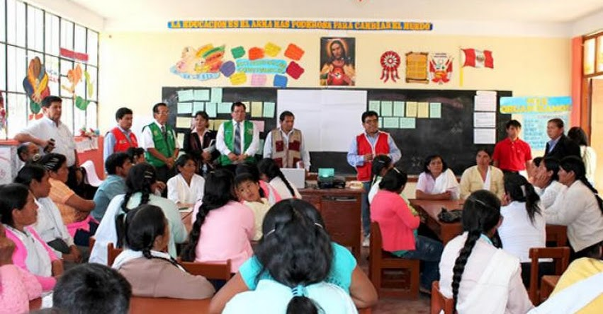 MINEDU aumenta entre S/. 700 y S/. 1470 a profesores con encargatura - www.minedu.gob.pe