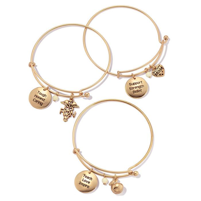 Shop Precious Charms Bracelet reg. $14.99 smart buy $4.99 each