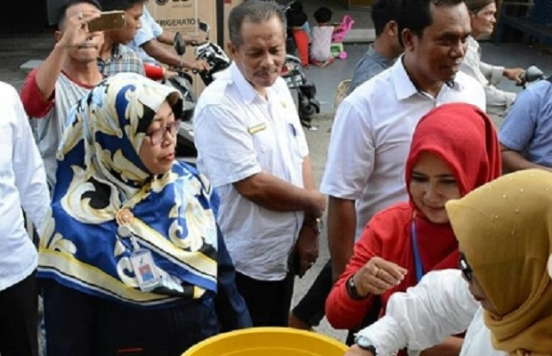 Ribuan Pengunjung Padati Ramadhan Fair Aceh Timur Setiap Hari