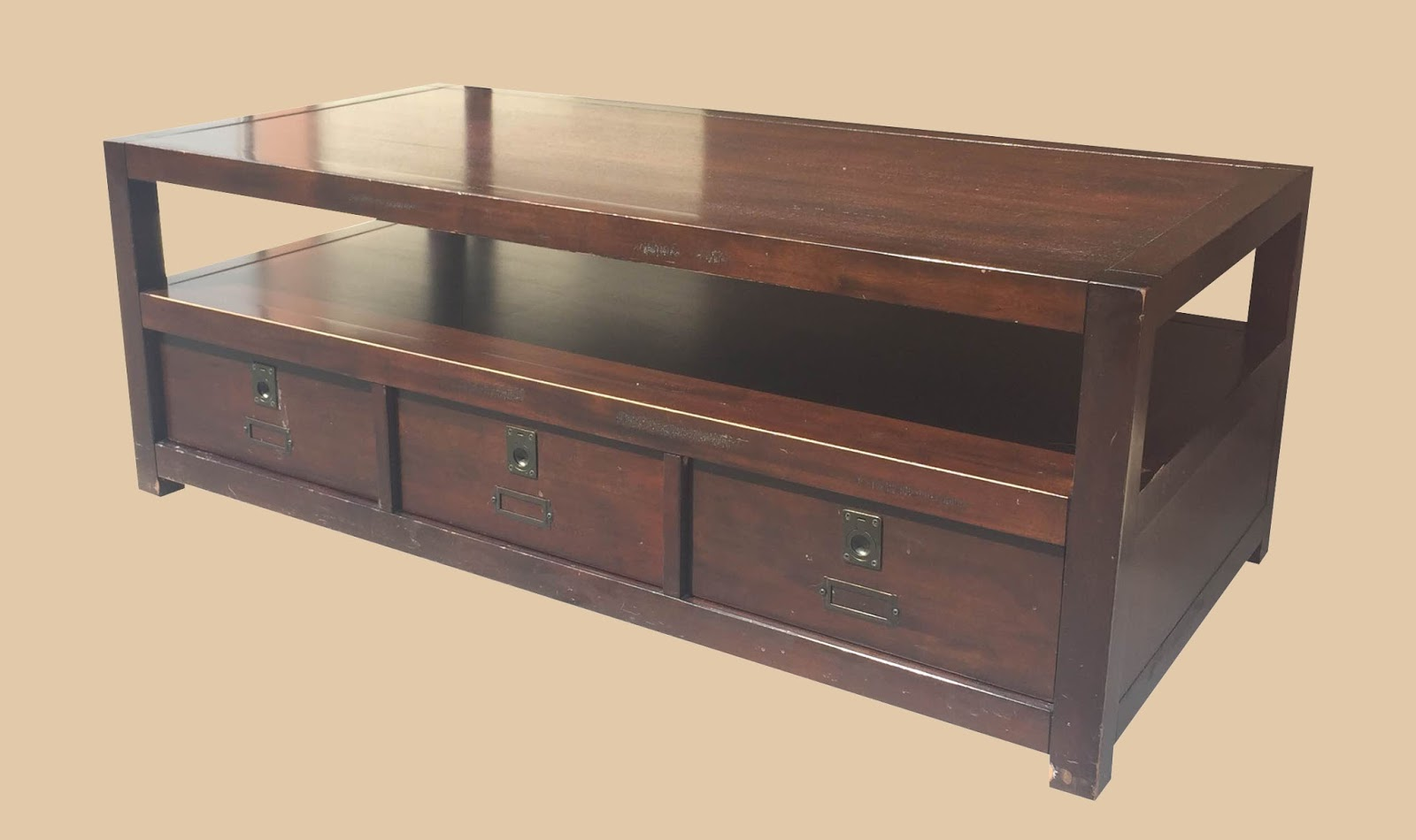 Uhuru Furniture Collectibles Tv Stand With Drawers