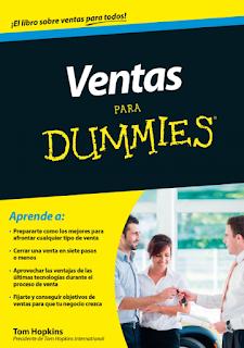 Libro en pdf Ventas para Dummies Tom Hopkins