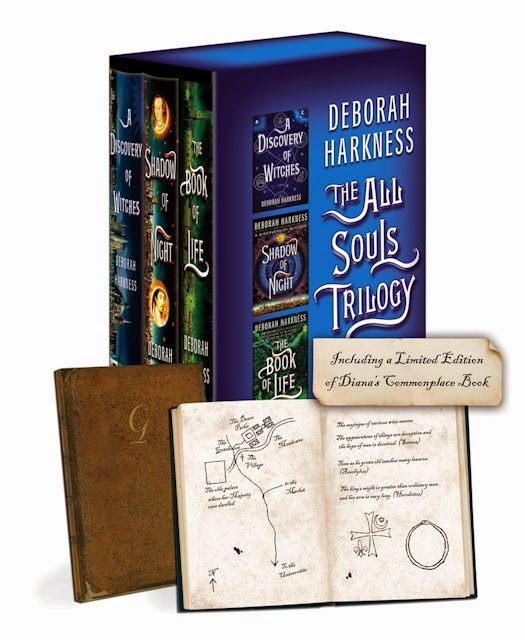 Feature:  The All Souls Trilogy Boxed Set