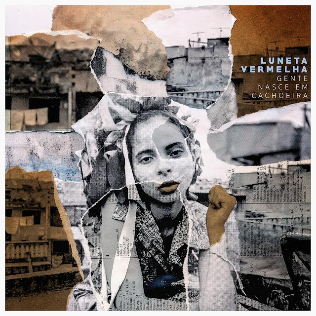 """Ouça o album """"Gente Nasce em Cachoeira"""", do coletivo Luneta Vermelha"""