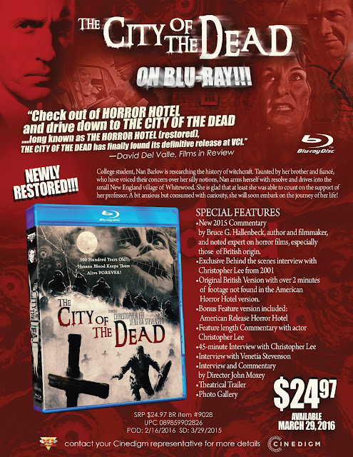 DVD & Blu-ray Release Report, Ralph Tribbey